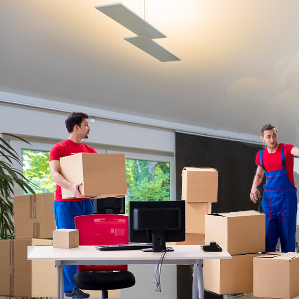 home pick up courier service
